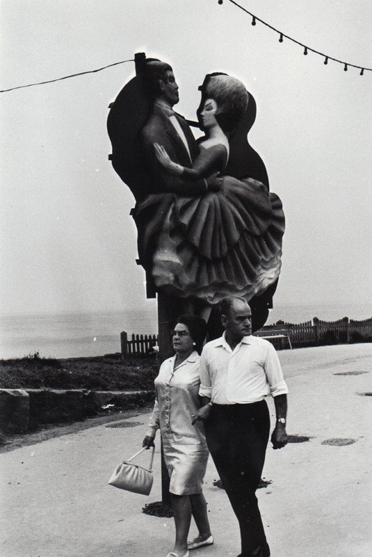 Couple at Blackpool
