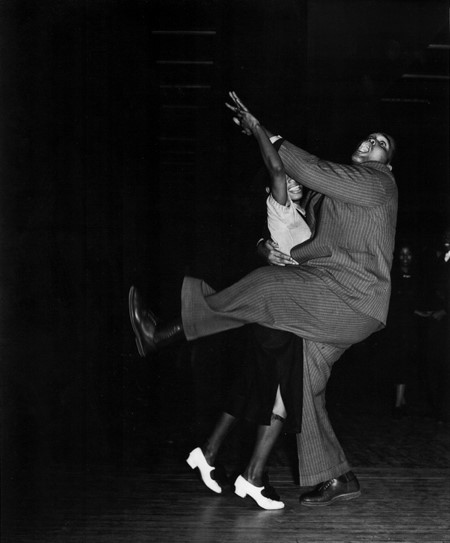 Savoy Dancers; Harlem Document